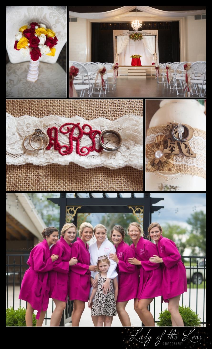 Russell Wedding 1