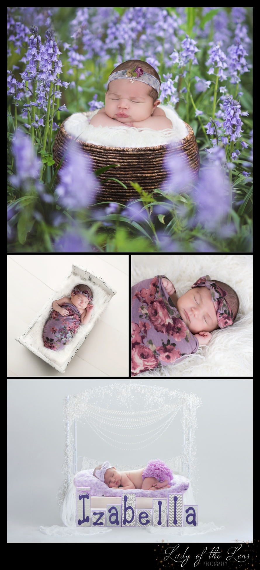 Filed in newborntagged in altoona pa baby flowers basket in field floral bed floral wrap johnstown pa newborn photographer newborn