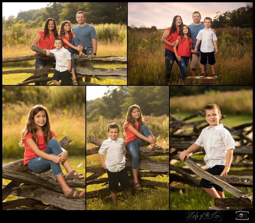 Thompson Family 3