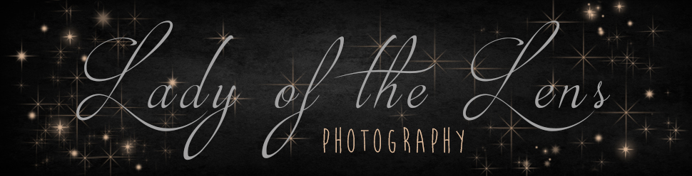 The Lady of the Lens logo